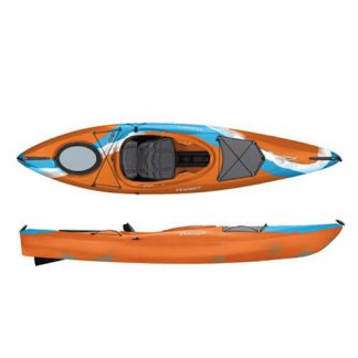Blackwater kayak