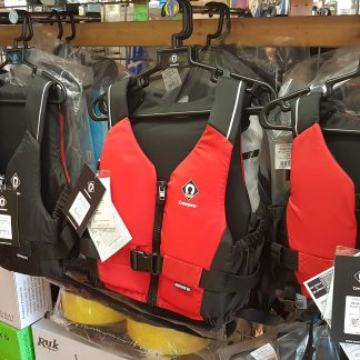 Buoyancy aids at Ocean Sports