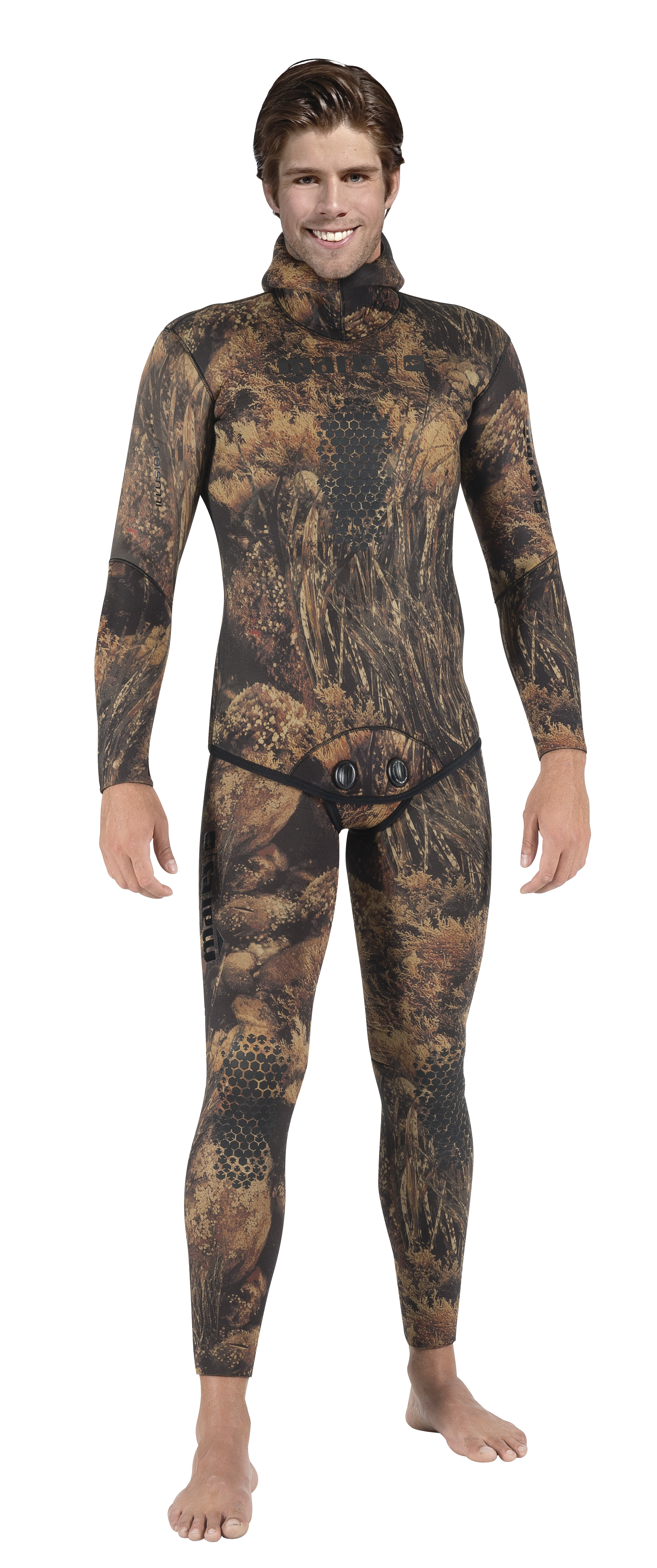 Mares Illusion spearfishing wetsuit