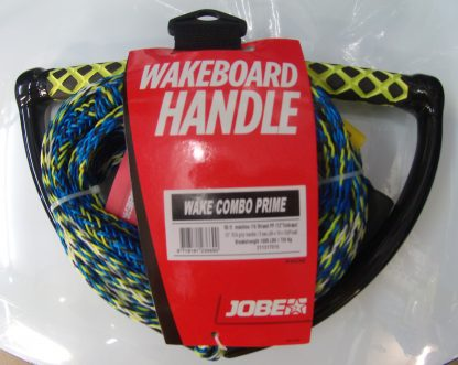 Jobe waterski rope and handle