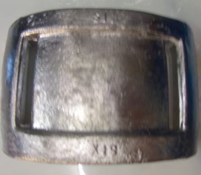 6lb curved lead dive weight