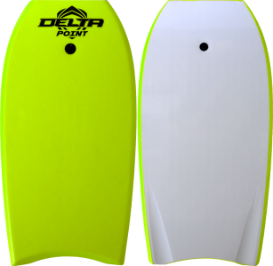 Alder Delta point Bodyboard