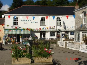 The Cove B & B Pentewan Cornwall